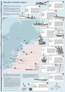Wrecks in Dutch waters